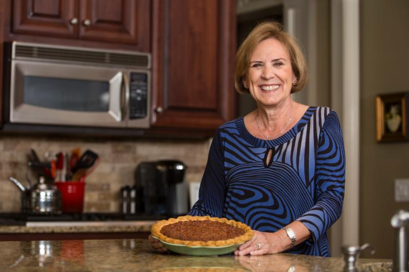 Myra Schrader shares her recipe for a holiday favorite of Brenau President Ed Schrader and the entire Schrader family.