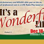 Tickets Available for 'It's A Wonderful Life'