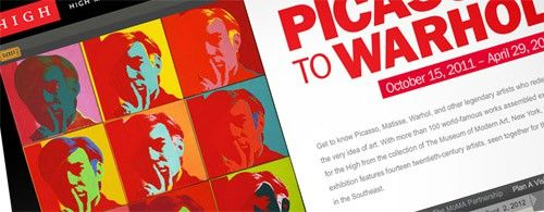 High Museum`s Picasso to Warhol exhibit comes to Brenau April 17
