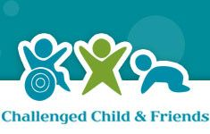 Challenged Child and Friends logo