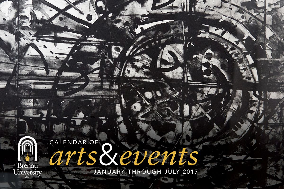 Arts & Events Calendar for Jan. - July 2017 Cover Image