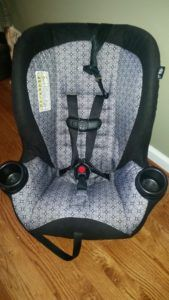 Cosco Convertible Car Seat