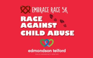 Embrace Race 5k Race Against Child Abuse