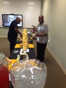 The South Atlanta Campus held a graduation dinner to celebrate and honor its graduates on April 27, 2017.