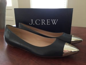 These J. Crew flats can be yours for $100 or best offer.